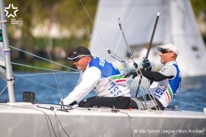 Bow no: 002 // Sail: ITA 8497 // Skipper: Diego NEGRI // Crew: Sergio LAMBERTENGHI